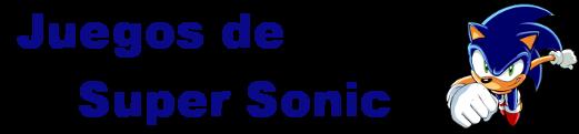 Juegos de Super Sonic