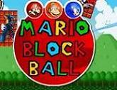 Mario y Sonic Block Ball