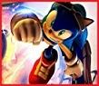 Super Sonic  Spin n set