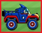 Sonic Competencia de Camionetas