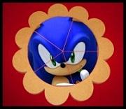 Sonic the Hedgehog – Round Puzzle