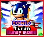 Sonic Turbo en la Isla de los Conejos