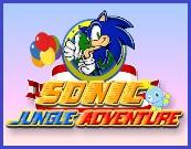 Sonic Aventura en la jungla