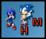 Mecanografiar con Sonic
